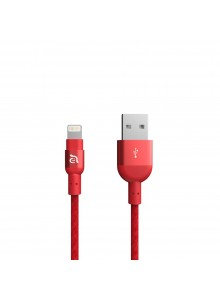 Adam Elements Peak 120B Lightning Cable - Red