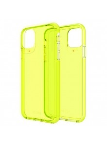 GEAR4 D3O Crystal Palace (for iP11 Pro Max) Neon Yellow