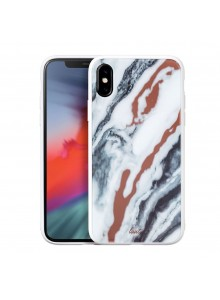 LAUT Mineral Glass (for iPXS Max) Mineral White