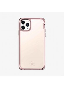 ITSkins Hybrid Glass (for iP11 Pro Max) Rose Gold