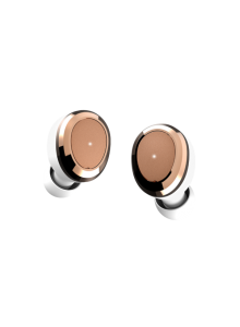 Dearear OVAL True Wireless Headphones - White