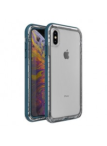 LIFEPROOF NEXT SERIES FOR IPHONE XS MAX, CLEAR LAKE