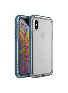 LIFEPROOF NEXT SERIES FOR IPHONE X/XS, CLEAR LAKE