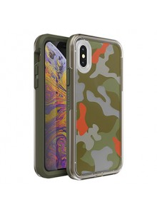 LIFEPROOF SLAM GRAPHIC SERIES FOR IPHONE X/XS, WOODLAND CAMO