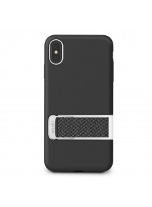 Moshi Capto for iPhone XS Max Mulberry Black