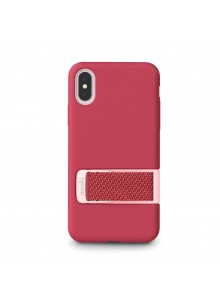 Moshi Capto for iPhone XS/X Raspberry Pink