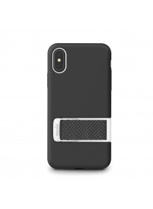 Moshi Capto for iPhone XS/X Mulberry Black