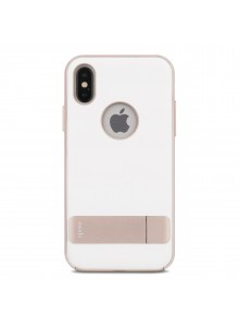 Moshi Kameleon for iPhone Xs/X Coastal White