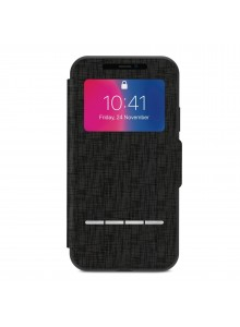 Moshi SenseCover for iPhone Xs/X Metro Black