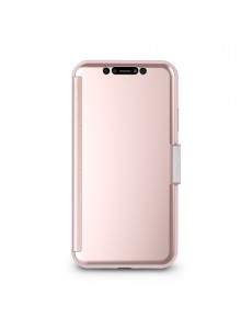 Moshi StealthCover for iPhone XR Champagne Pink