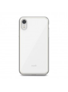 Moshi iGlaze for iPhone XR Pearl White