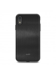 Moshi iGlaze for iPhone XR Amour Black