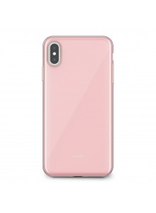 Moshi iGlaze for iPhone XS Max Taupe Pink
