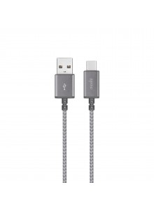 Moshi Integra USB-C to USB-A Charge/Sync Cable 5 ft (1.5m)