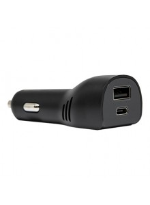 OtterBox Dual Ports USB-A/C Car Charger