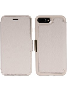 OtterBox Strada Series for iPhone 7 Plus/8 Plus, Soft Opal