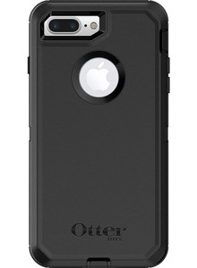 OtterBox Defender Series for iPhone 7 Plus/8 Plus, Black