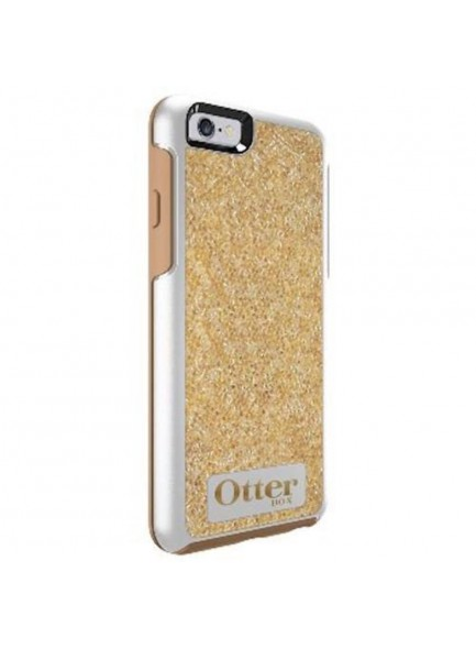 OtterBox Symmetry Series Crystal Edition for iPhone 6/6s, Gold Sand Crystal