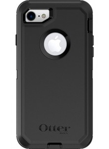 OtterBox Defender Series for iPhone 7/8, Black