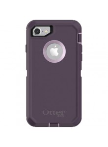 OtterBox Defender Series for iPhone 7/8, Purple Nebula