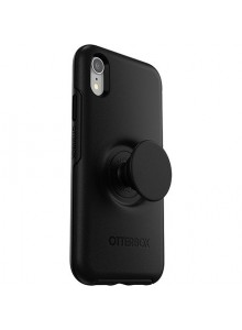 OTTERBOX OTTER + POP SYMMETRY iPhone XR, BLACK