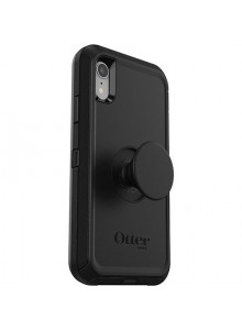 OTTERBOX OTTER + POP DEFENDER iPhone XR, BLACK