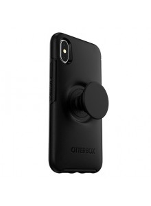 OTTERBOX OTTER + POP SYMMETRY iPhone X/Xs, BLACK