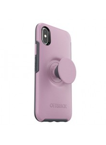 OTTERBOX OTTER + POP SYMMETRY iPhone X/Xs, MAUVEOLOUS