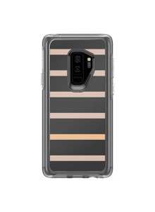OtterBox Symmetry Clear Series for Samsung Galaxy S9 Plus, Inside The Line