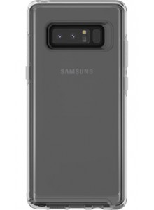OtterBox Symmetry Clear Series for Galaxy Note8, Clear