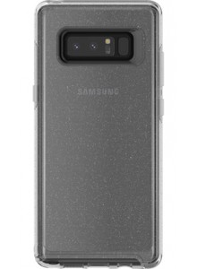 OtterBox Symmetry Clear Series for Galaxy Note8, Stardust
