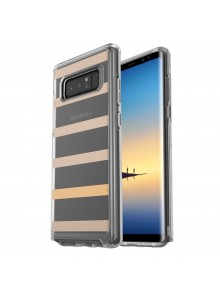 OtterBox Symmetry Clear Series for Galaxy Note8, Inside the lines