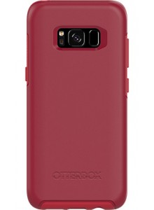 OtterBox Symmetry Series for Samsung Galaxy S8, Rosso Corsa