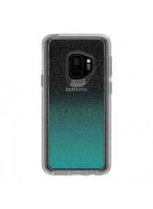 OtterBox Symmetry Clear Series for Samsung Galaxy S9, Aloha Ombre