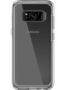 OtterBox Symmetry Clear Series for Samsung Galaxy S8, Clear