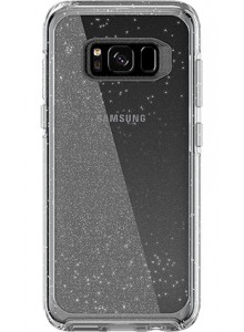 OtterBox Symmetry Clear Series for Samsung Galaxy S8, Stardust