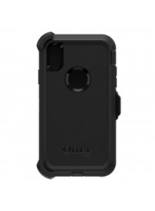 OTTERBOX DEFENDER for iPhone XR, BLACK