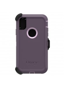 OTTERBOX DEFENDER for iPhone XR, PURPLE NEBULA