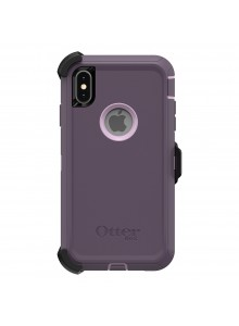 OTTERBOX DEFENDER for iPhone Xs Max, PURPLE NEBULA