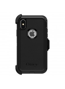 OTTERBOX DEFENDER for iPhone X/Xs, BLACK