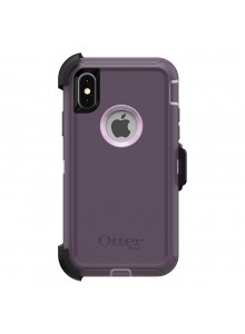 OTTERBOX DEFENDER for iPhone X/Xs, PURPLE NEBULA