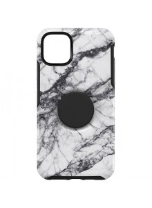 OTTERBOX OTTER + POP SYMMETRY iPhone 11 Pro Max, WHITE MARBLE