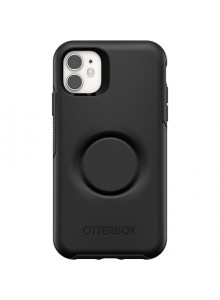 OTTERBOX OTTER + POP SYMMETRY iPhone 11, BLACK