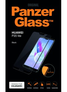 PanzerGlass CASE FRIENDLY for Huawei Nova 3e / P20 Lite, Black (2.5D)