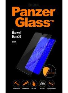 PanzerGlass CASE FRIENDLY Huawei Mate 20, Black (2.5D)