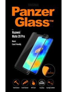 PanzerGlass CASE FRIENDLY Huawei Mate 20 Pro, Black (2.5D)