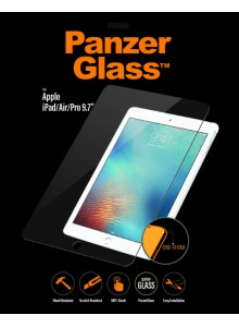 PanzerGlass ORIGINAL iPad 6th/5th/Pro 9.7/Air2/Air1, Clear