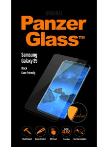 PanzerGlass CASE FRIENDLY Samsung Galaxy S9, Black (2.5D)