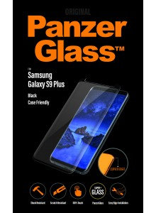 PanzerGlass CASE FRIENDLY Samsung Galaxy S9 Plus, Black (2.5D)