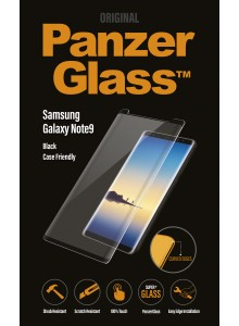 PanzerGlass CASE FRIENDLY Samsung Note9, Black (2.5D)